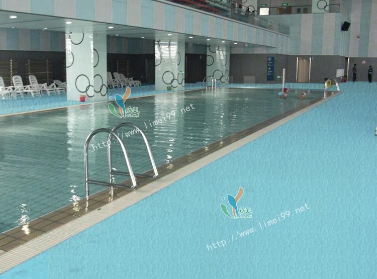 泳池专用地胶