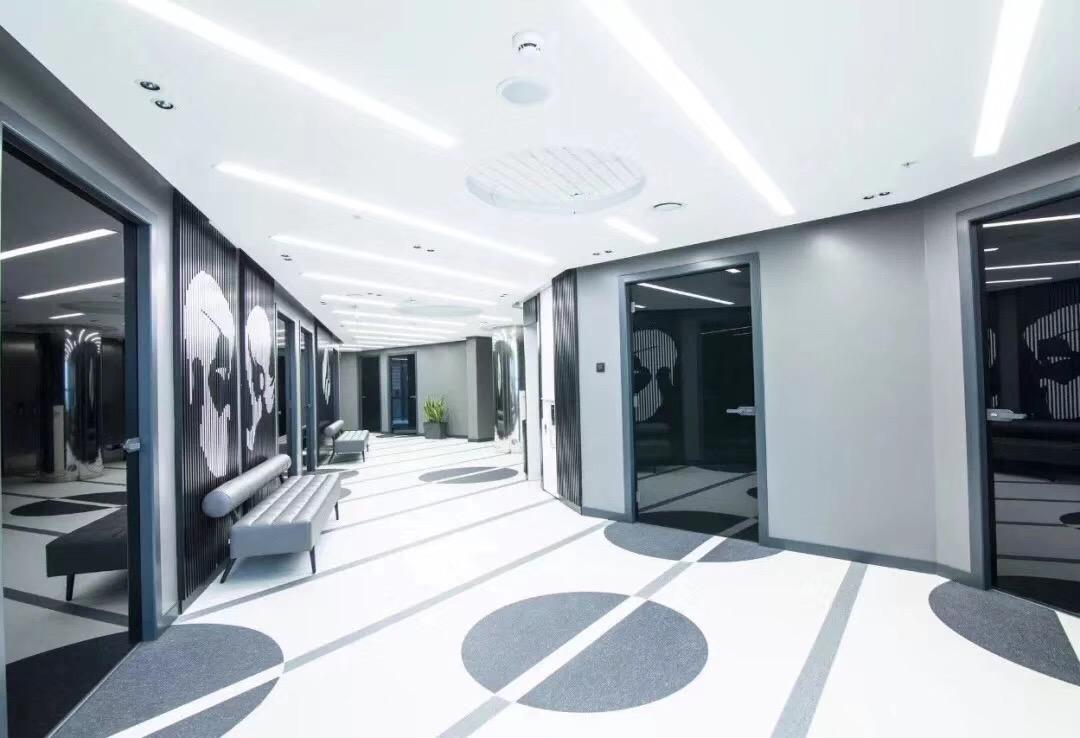 东莞万江商业室内pvc地胶-客户设计案例